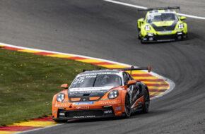 Larry ten Voorde GP Elite Porsche 911 GT3 Cup Porsche Carrera Cup Spa-Francorchamps