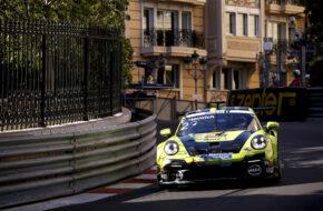 Laurin Heinrich Huber Racing Porsche 911 GT3 Cup Porsche Supercup Monte Carlo