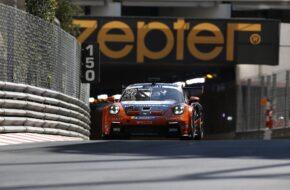 Larry ten Voorde GP Elite Porsche 911 GT3 Cup Porsche Supercup Monte Carlo