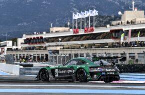 Nico Bastian Markus Sattler WINWARD Racing Mercedes-AMG GT3 International GT Open