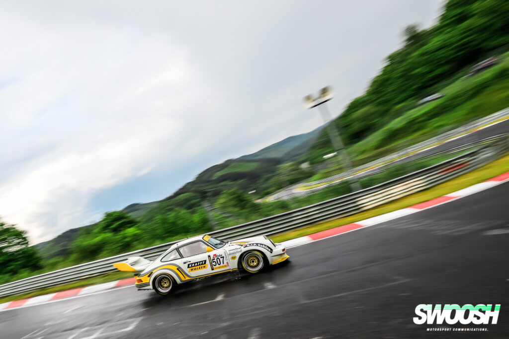 Michael Hess Otto Rensing Porsche 911 RSR 24h Classic Nürburgring