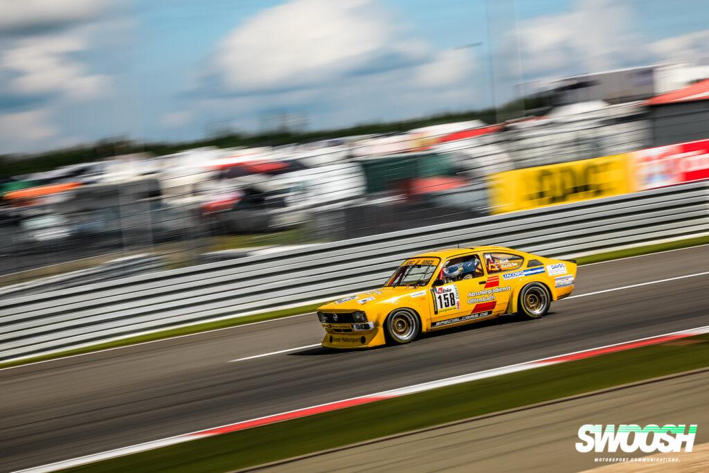 Christoph Renicke Christopher Rink Opel Kadett C GT/E 24h Classic Nürburgring