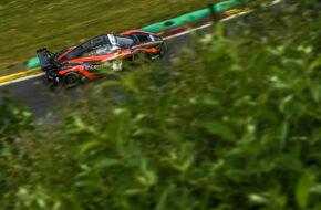 Ollie Milroy Brendan Iribe Inception Racing McLaren 720S GT3 International GT Open Spa-Francorchamps
