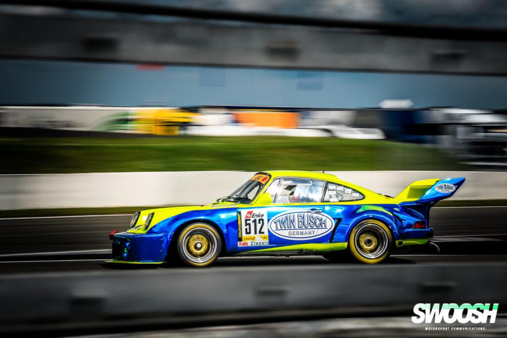Dennis Busch Marc Busch Porsche 911 RSR 24h Classic Nürburgring