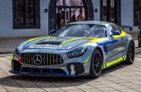EastSide Motorsport Mercedes-AMG GT4
