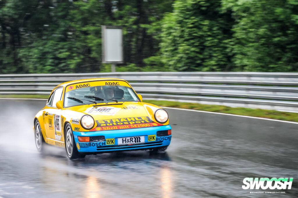 Jürgen Rudolph Porsche 964 Cup 24h Classic Nürburgring