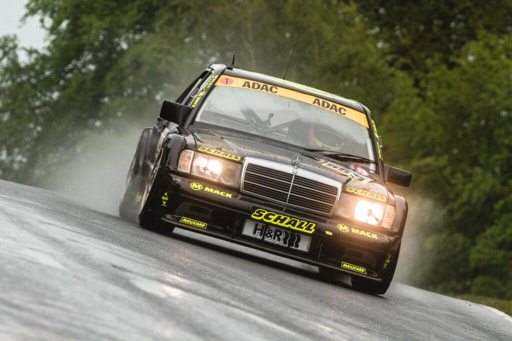 Ralf Schall Mercedes-Benz 190 E 2.5-16 Youngtimer Trophy 24h Classic
