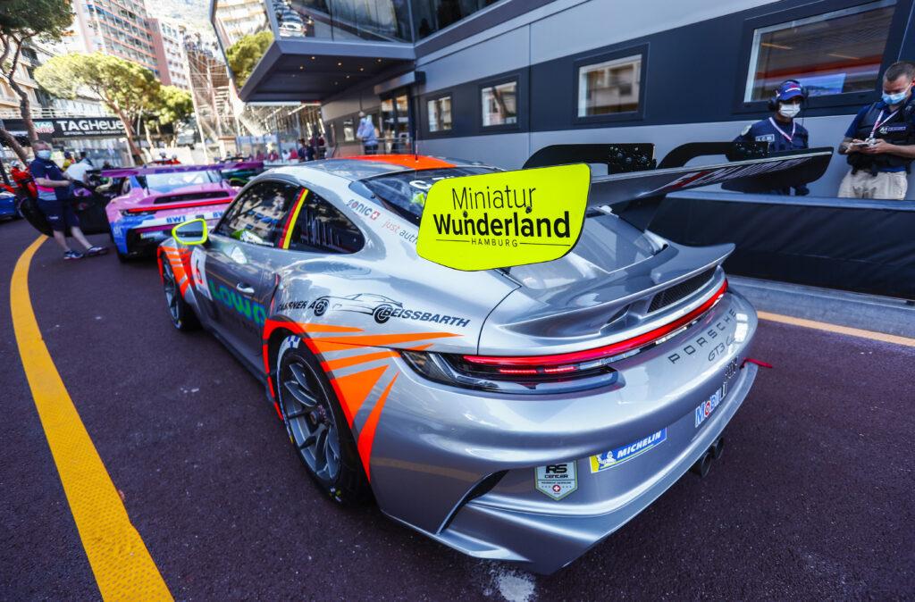 Christopher Zöchling Fach Auto Tech Porsche 911 GT3 Cup Monaco