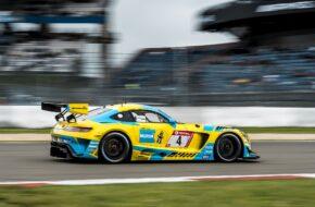 Adam Christodoulou Luca Stolz Maro Engel Manuel Metzger Mercedes-AMG Team HRT Mercedes-AMG GT3 24h Nürburgring