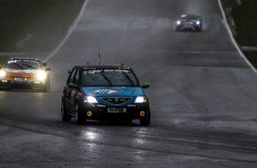 Oliver Kriese Doom Mikhail Charoudin Michael Lachmayer Ollis Garage Dacia Logan 24h Nürburgring