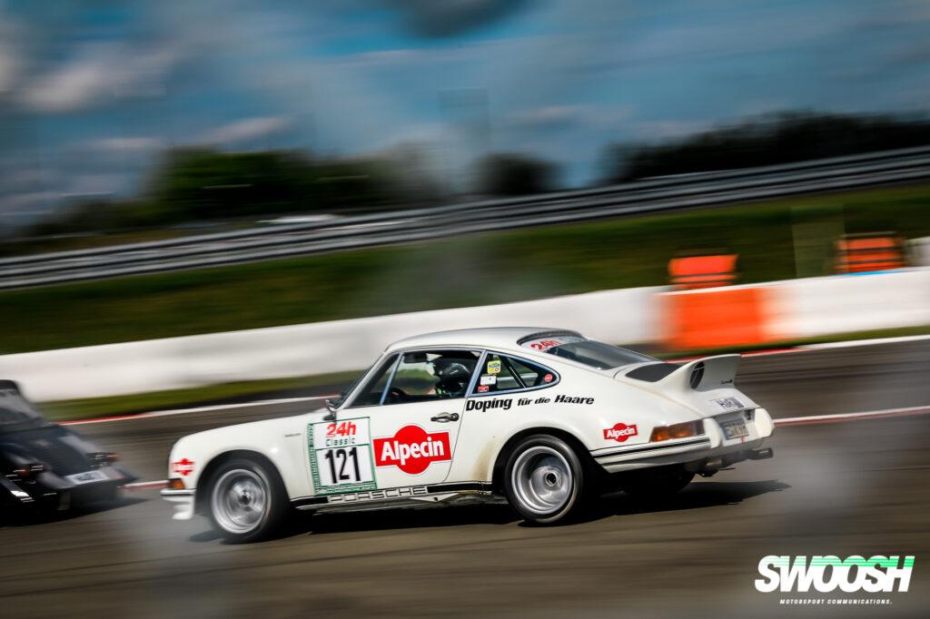 Henry Walkenhorst Friedrich von Bohlen Porsche 911 Carrera RS 24h Classic Nürburgring
