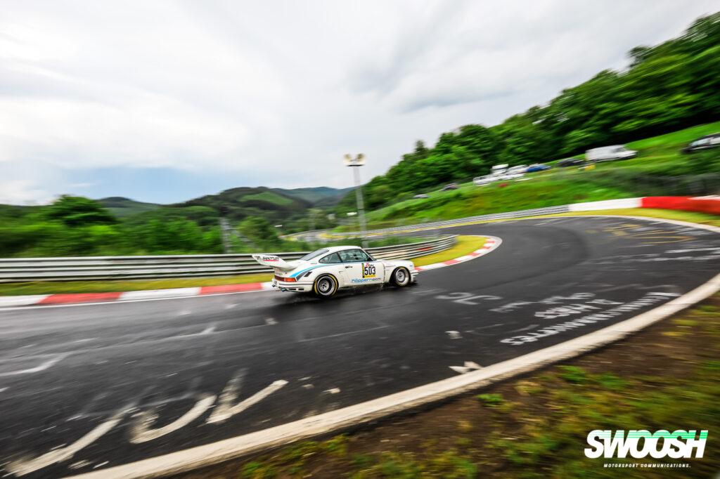 Michael Küke Porsche 911 Carrera RSR 24h Classic Nürburgring