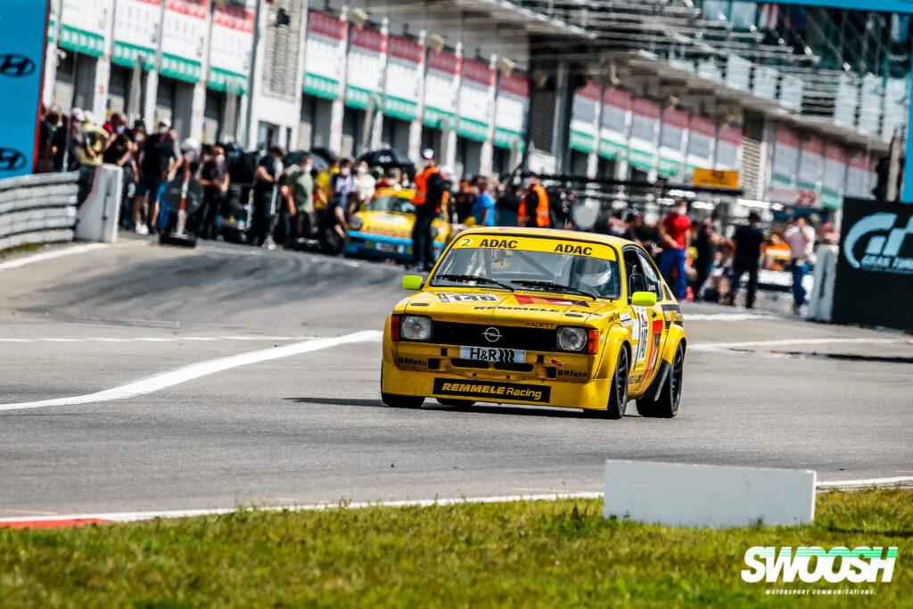Adrian Remmele Jonas Remmele Opel Kadett C Coupe GT/E 24h Classic Nürburgring