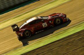 Salih Yoluc Charlie Eastwood TF Sport Aston Martin Vantage AMR GT3 International GT Open Barcelona