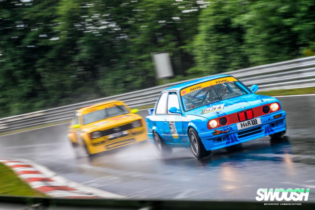 Uwe Klapproth Christoph Hilberath BMW 325i 24h Classic Nürburgring
