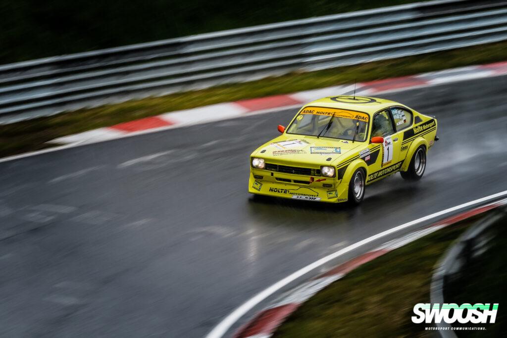 Michael Nolte Opel Kadett C Coupe NM 24h Classic Nürburgring