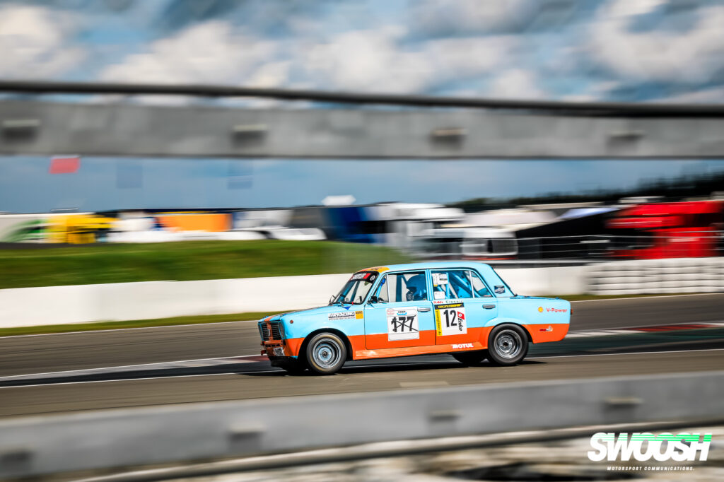 Michael Weißenborn Lada 21011 24h Classic Nürburgring