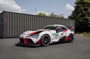 Nico Verdonck Toyota GR Supra GT4 DTM Trophy