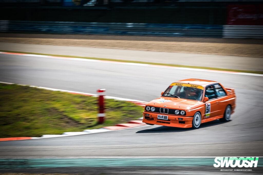 Michael Menden Peter Posavac BMW M3 E30 24h Classic Nürburgring