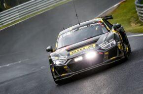 Carrie Schreiner Celia Martin Christina Nielsen Pippa Mann WS Racing Audi R8 LMS GT4 24h Nürburgring