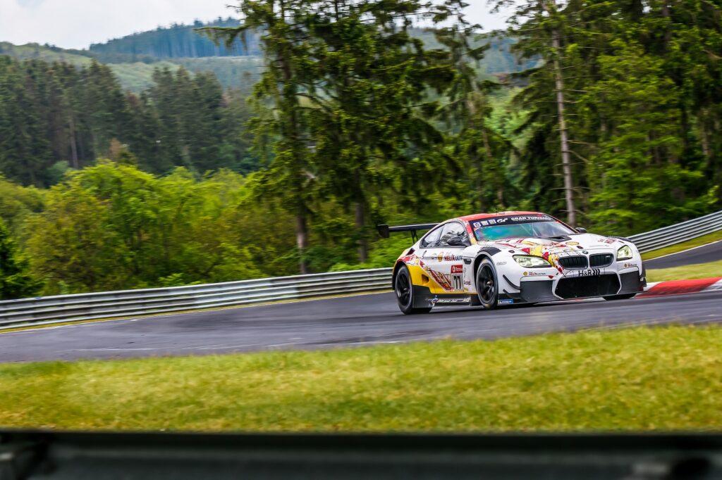 Augusto Farfus Dan Harper Max Hesse Neil Verhagen BMW Junior Team BMW M6 GT3 24h Nürburgring