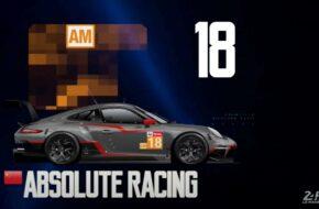 Absolute Racing Porsche 911 RSR