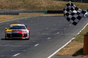Tim Reiter Audi Sport Seyffarth R8 LMS Cup Oschersleben
