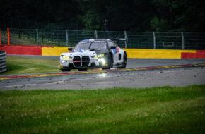 Augusto Farfus Marco Wittmann Nick Yelloly BMW M4 GT3 GT World Challenge Europe Testtag 24h Spa