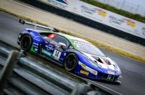 Ricardo Feller Alex Fontana Emil Frey Racing Lamborghini Huracan GT3 GT World Challenge Europe Sprint Cup Zandvoort
