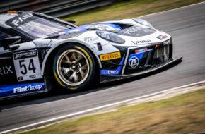 Adrien de Leener Christian Engelhart Dinamic Motorsport Porsche 911 GT3 R GT World Challenge Europe Zandvoort