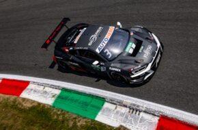 Kelvin van der Linde Abt Sportsline Audi R8 LMS GT3 DTM Monza