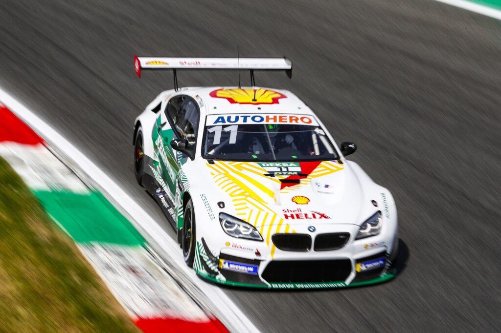 Marco Wittmann Walkenhorst Motorsport BMW M6 GT3 DTM Monza