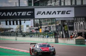 Tommaso Mosca Mattia Drudi Attempto Racing Audi R8 LMS GT3 GT World Challenge Europe Magny Cours