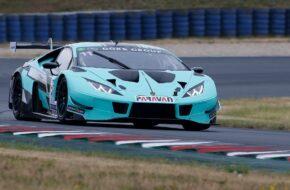 Martin Lechmann Emir Keserovic Konrad Motorsport Lamborghini Huracan GT3 GTC Race Oschersleben