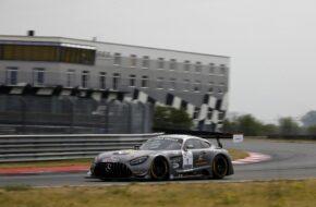 Mario Hirsch Dominik Schraml equipé vitesse Mercedes-AMG GT3 GTC Race Oschersleben
