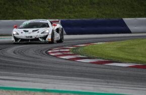 Fred Martin-Dye Christer Jöns Dörr Motorsport McLaren 570S GT4 ADAC GT4 Germany Red Bull Ring