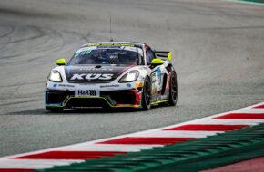 Alexander Tauscher Levi O´Dey KÜS Team Bernhard Porsche 718 Cayman Gt4 Clubsport MR ADAC GT4 Germany Red Bull Ring