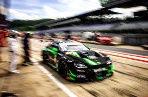 Nick Yelloly Jesse Krohn Schubert Motorsport BMW M6 GT3 ADAC GT Masters Red Bull Ring