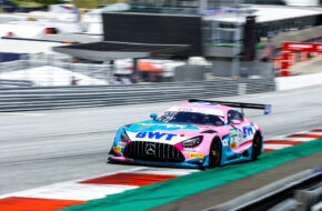 Maro Engel Luca Stolz Mercedes-AMG Team Toksport WRT Mercedes-AMG GT3 ADAC GT Masters Red Bull Ring