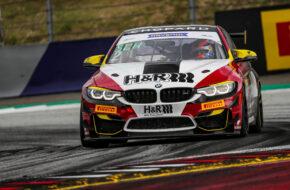 Michael Schrey Gabriele Piana Hofor Racing by Bonk Motorsport BMW M4 GT4 ADAC GT4 Germany Red Bull Ring