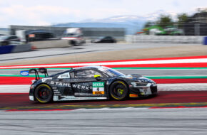 Jusuf Owega Patric Niederhauser Phoenix Racing Audi R8 LMS GT3 ADAC GT Masters Red Bull Ring