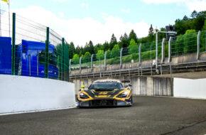 Christian Klien Patryk Krupinski JP Motorsport 720S GT3 International GT Open Spa-Francorchamps