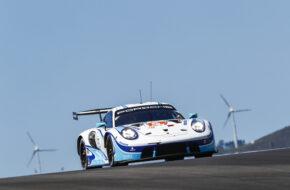 Egidio Perfetti Matteo Cairoli Riccardo Pera Project 1 Porsche 911 RSR FIA WEC Portimao