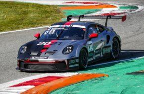 Michael Fassbender Porsche 911 GT3 Cup Porsche Supercup Monza