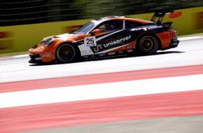Larry ten Voorde GP Elite Porsche 911 GT3 Cup Porsche Supercup Red Bull Ring