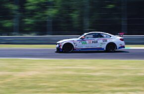 Ben Green FK Performance BMW M4 GT4 DTM Trophy Monza