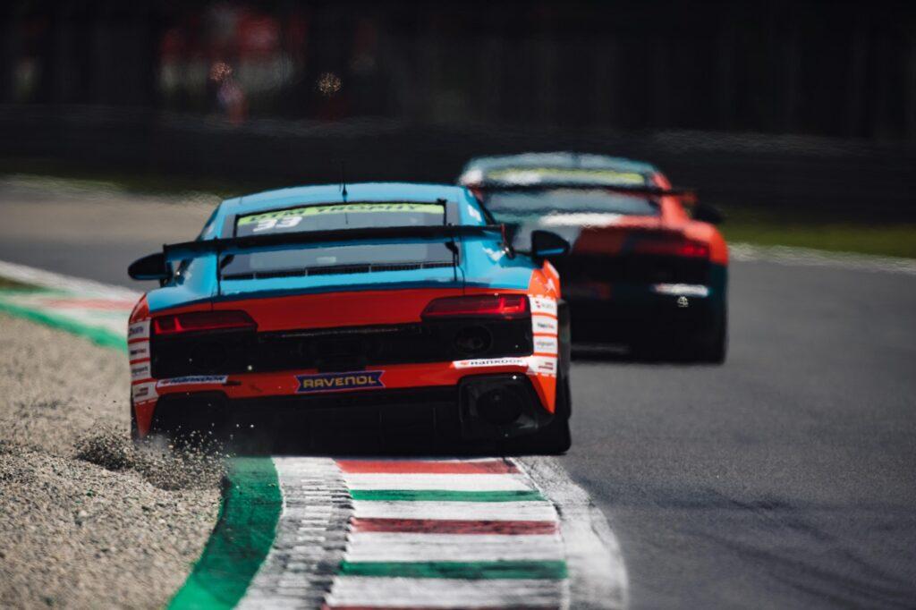 Lucas Mauron Heide-Motorsport Audi R8 LMS GT4 DTM Trophy Monza