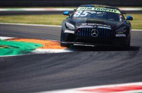 Will Tregurtha CV Performance Group Mercedes-AMG DTM Trophy Monza