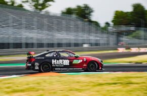 Michael Schrey Hofor Racing by Bonk Motorsport BMW M4 GT4 DTM Trophy Monza