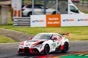 Nico Verdonck Ring Racing Toyota GR Supra GT4 DTM Trophy Monza